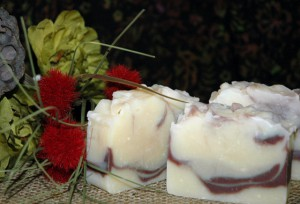 Handcrafted Shea Butter Soap
